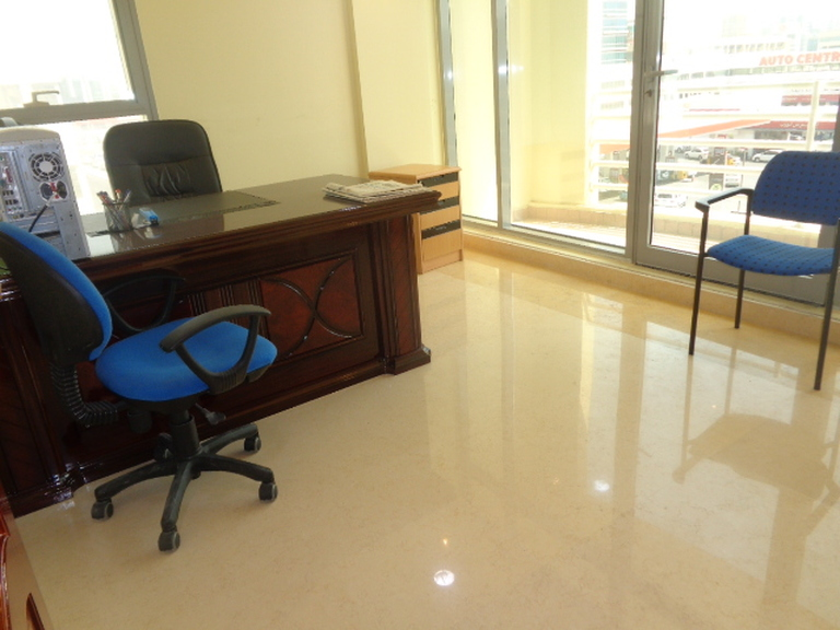 FULLY FURNISHED OFFICES FOR RENT NEAR HYUNDAI SHOWROOM IN DEIRA - NO COMMISSION